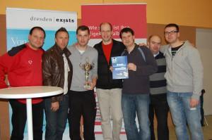 IPMS Dreamteam gewinnt den 3. SoccerCup