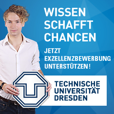 TU Dresden Exzellenzinitiative dresden exists