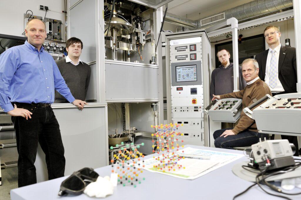 ScIDre GmbH - Start-up des IFW Dresden, dresden exists Existenzgründung
