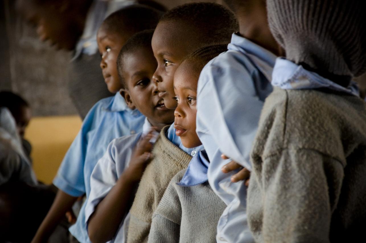 Fotoprojekt in Kenia