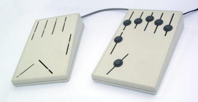 Prototyp eines funktionstüchtigen Telefons für taubblinde Personen