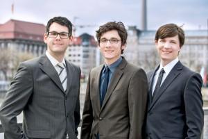 Das Team von DevBoost*