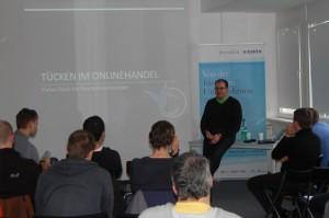 Bernhard Kelz über Stolpersteine im Onlinehandel
