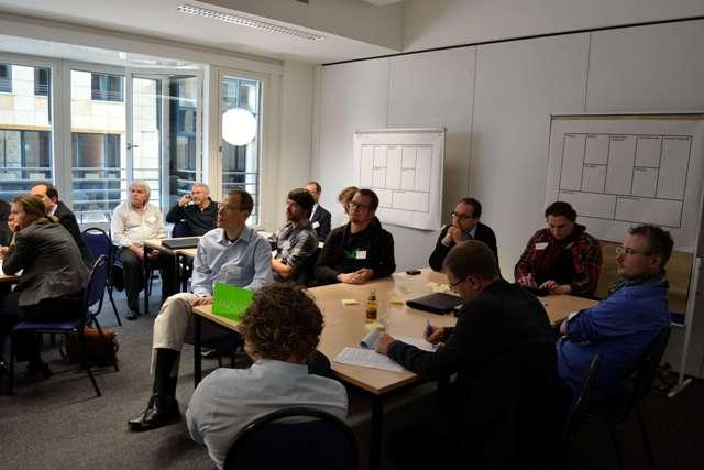 Start-up days_Workshop