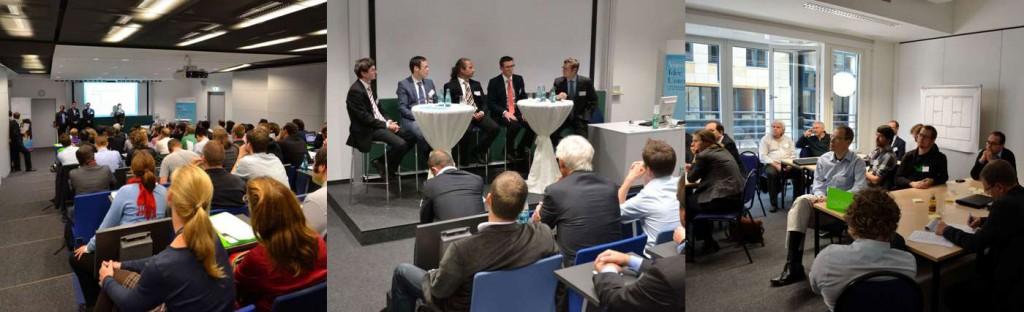 Anfang Oktober trafen sich Wissenschaftler aus ganz Deutschland zu den ersten Start-up Days in Dresden. Über Institutsgrenzen hinaus tauschten sich mehr als 100 Wissenschaftler der Forschungsgemeinschaften Max-Planck, Helmholtz, Fraunhofer und Leibniz rund um das Thema Unternehmensgründung aus.