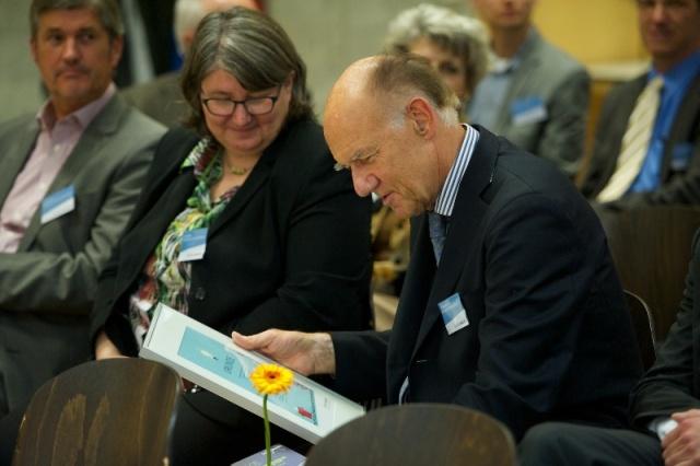 Prof. Richard Funk,  Medizinische Fakultät der TU Dresden