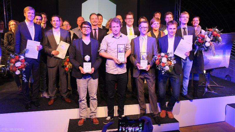 Gewinner Sächsischen Staatspreises für Design