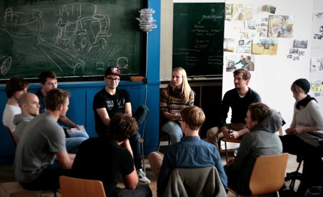 Team august - Raum für Design