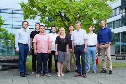 Das Team von Lipotype (Foto: Lipotype/ ONE.Photostudio)
