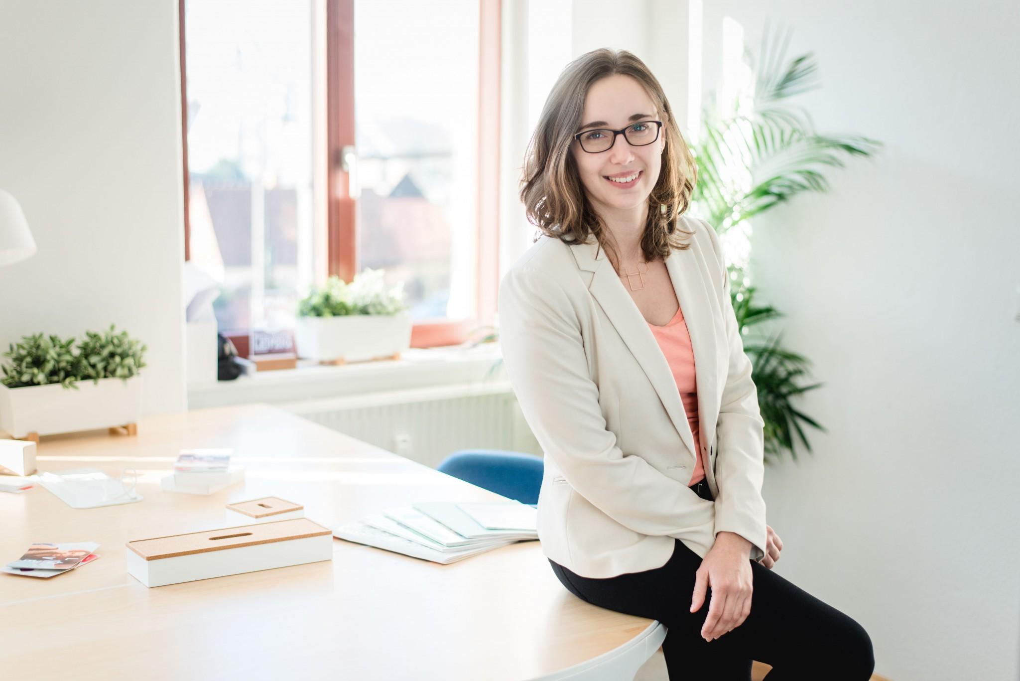 LAVIU-Gründerin Julia Ryssel | (c) LAVIU