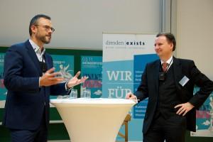 Prof. Dr. Michael Schefczyk im Gespräch mit Karl Matthäus Schmidt