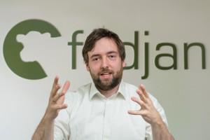 Carsten Gieseler, Gründer von fodjan