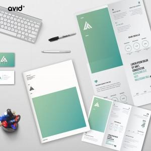 Corporate Identity & Brand Development
