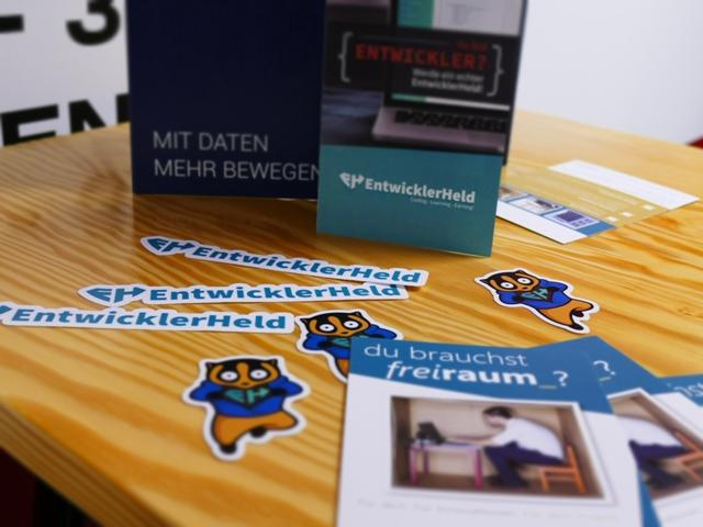 Meetup: EntwicklerHeld im RoboLAB (Foto: dresden|exists)