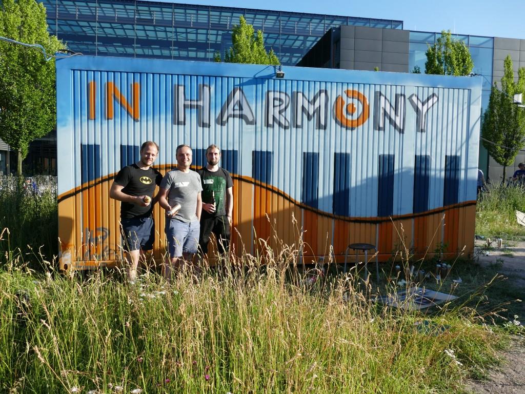 InHarmony - ist das der Beginn einer steilen Karriere?