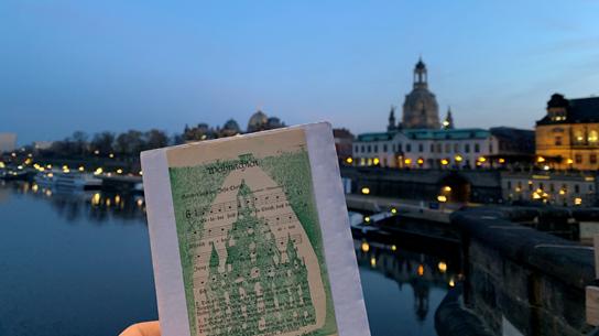 Dresden Cartdboards - eine individuelle Dresden Erinnerung