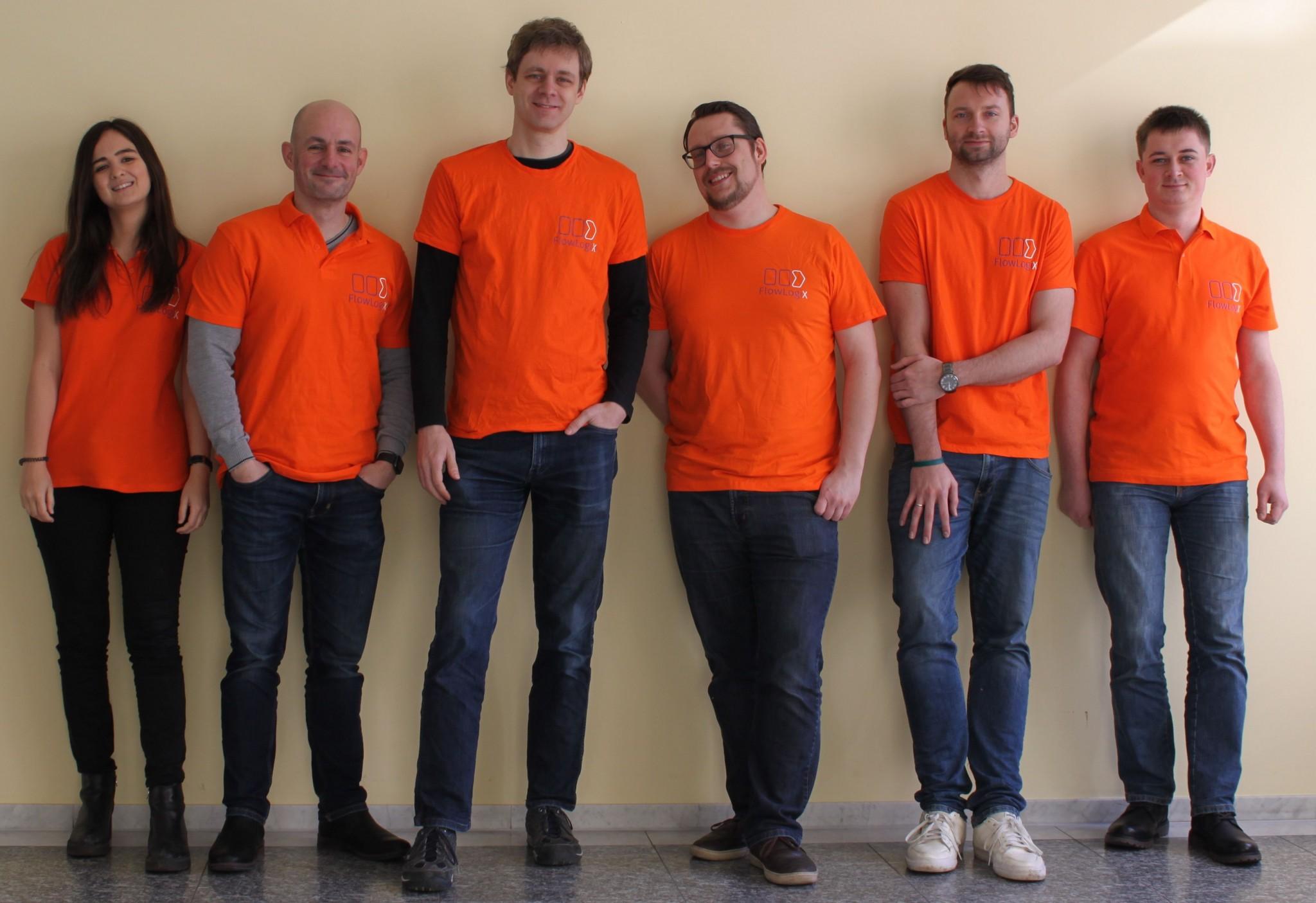 Das Team von FlowLogiX (Foto: XXX)