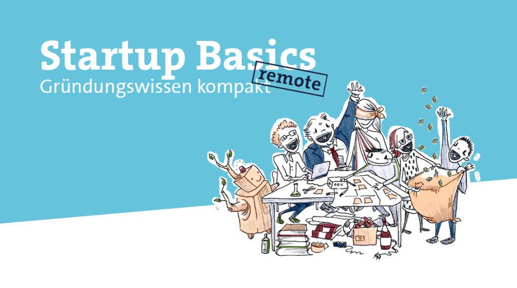 teaserbild Startup Basics